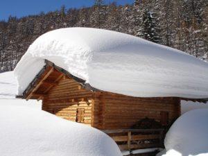Schneefräsen