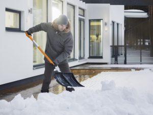 Platz 1 Fiskars SnowXpert